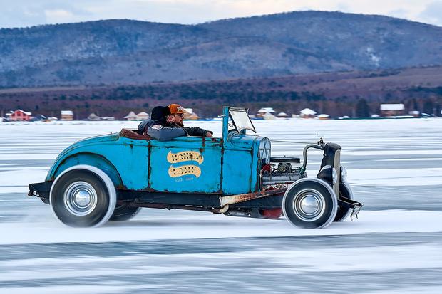 Фото №9 - Полегче на поворотах: как правильно ездить по льду