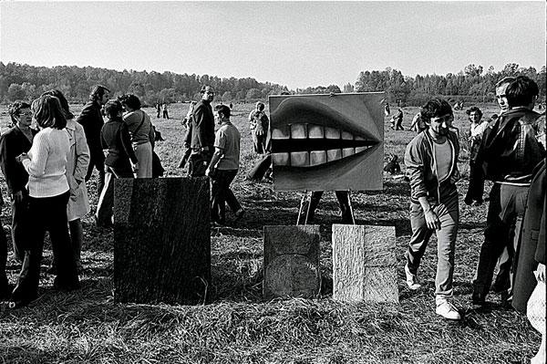 Фото №1 - Выставка нонконформистов в СССР. 15 сентября 1974 года
