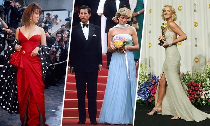 Знаковые платья, которые были популярны в год твоего рождения