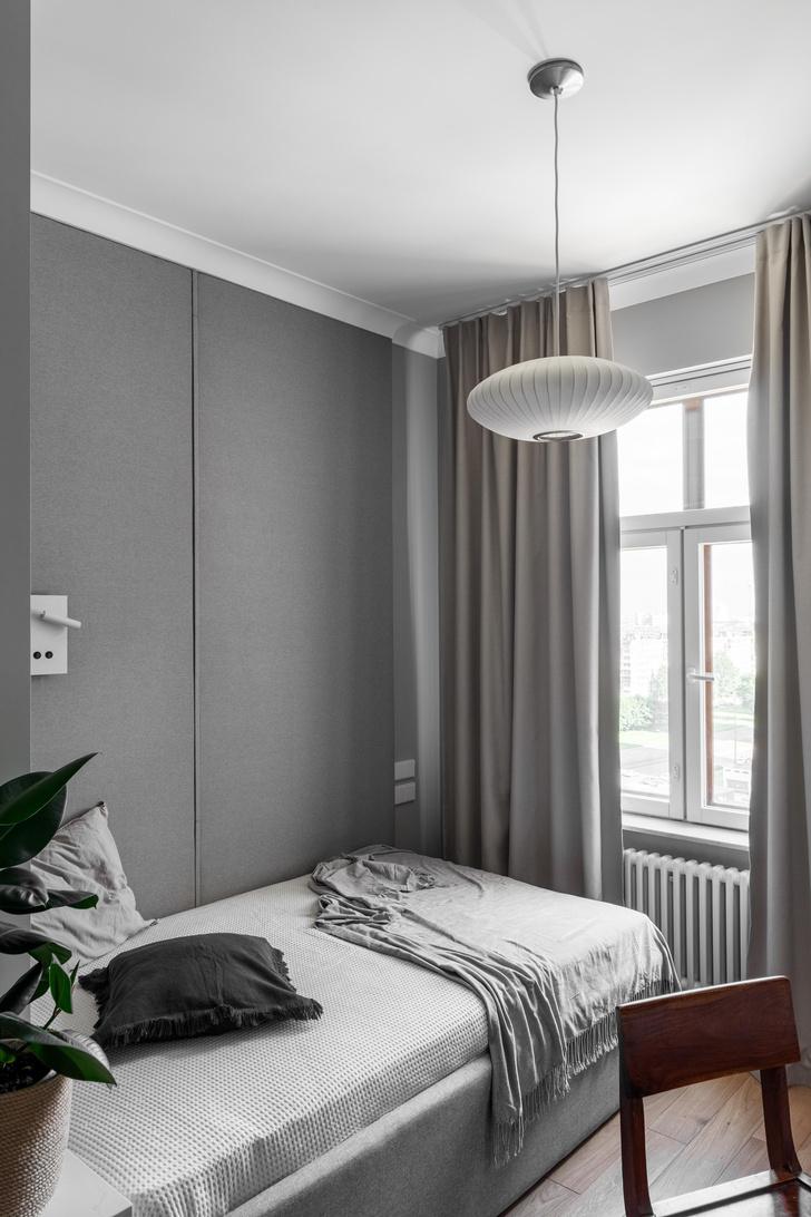 Фото №9 - Квартира в Петербурге для международного дизайнера