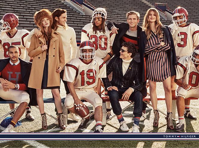 Фото №4 - Tommy Hilfiger представил рекламную кампанию к тридцатилетию бренда