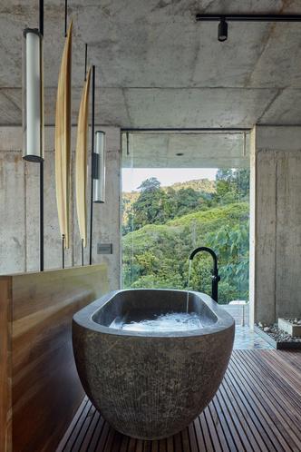 Фото №9 - Бетонная вилла в джунглях Коста-Рики
