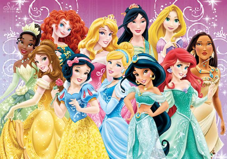 Фото №1 - В Disney сформулировали правила жизни принцессы