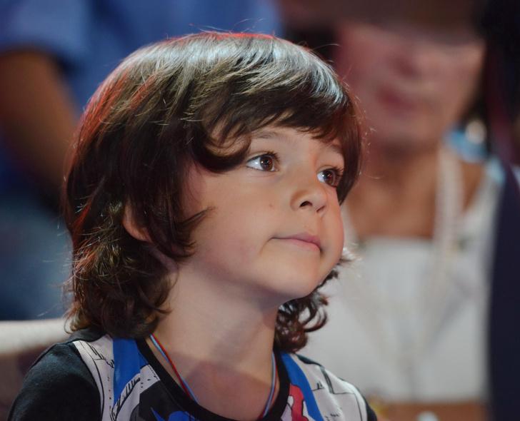 Фото №1 - Как прошел день рождения сына Киркорова: фото и видео