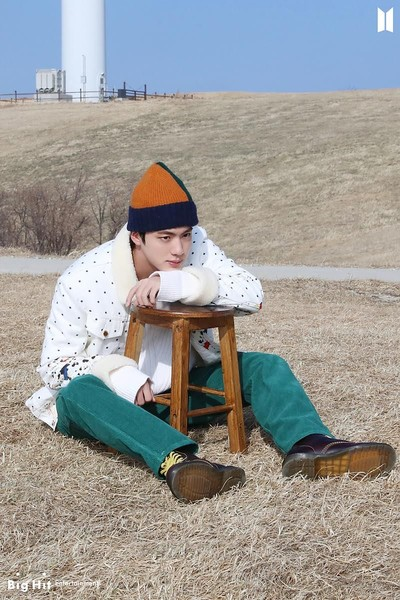 Фото №10 - Снежные ангелы: Big Hit Entertainment выложил 65 новых фото BTS 😍