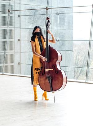 Фото №4 - Джаз и мода: как бренд Fendi поддерживает творчество в пандемию