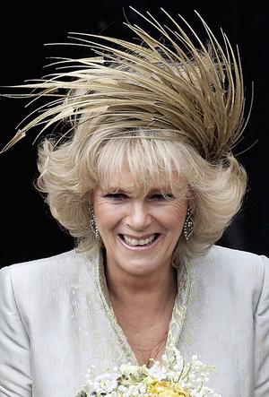 Фото №8 - 25 необычных шляп на королевских свадьбах