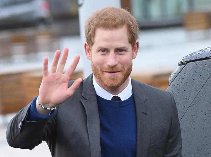 Фото №1 - Принц Гарри выбрал шафера