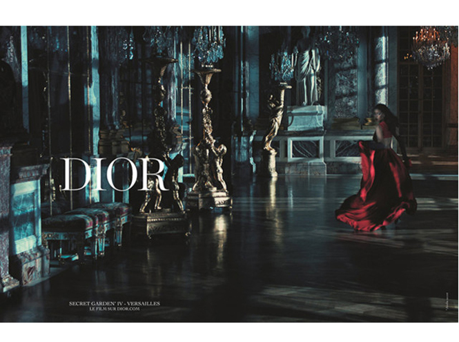Фото №4 - Рианна для Dior: первые кадры новой рекламной кампании