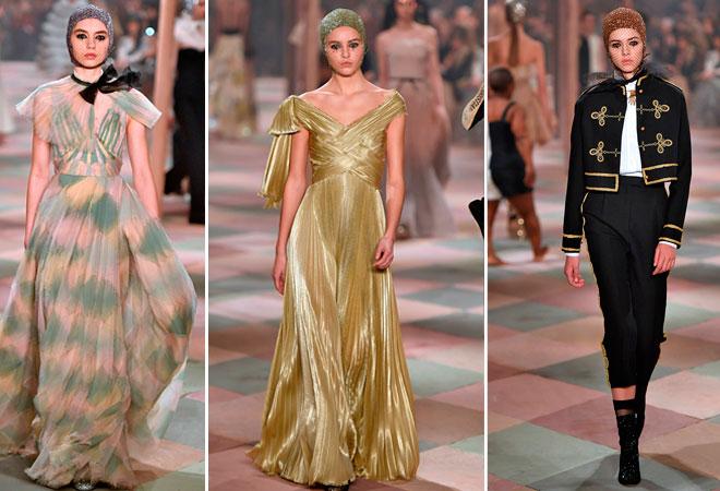 Фото №1 - Неделя высокой моды: 10 самых стильных гостей показа Christian Dior