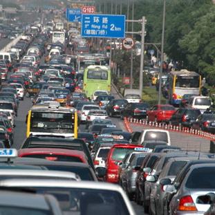 Фото №1 - Олимпиаду в Пекине ждут пробки