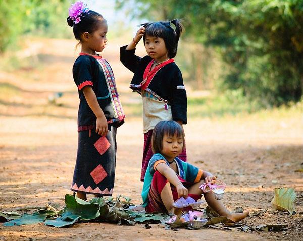 Фото №5 - Шелковые дети под охраной гаруд
