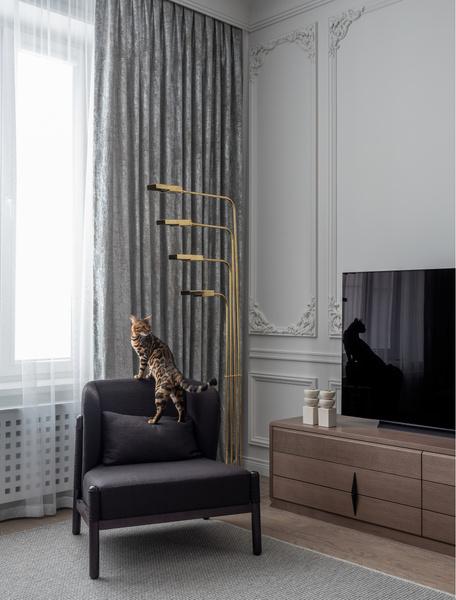 Фото №5 - Элегантный дом во французском стиледля молодой пары