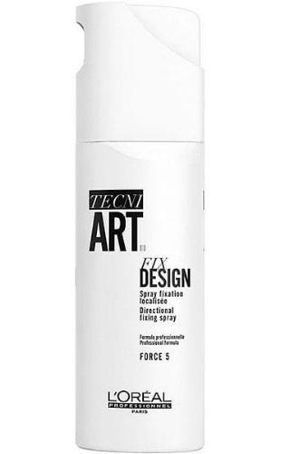 Спрей L'Oreal Professionnel Tecni.Art Fix Design для прочной фиксации волос
