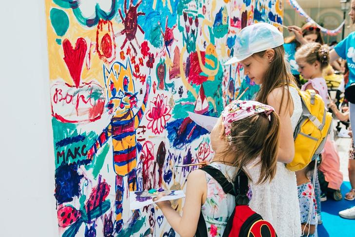 Фото №8 - В саду «Эрмитаж» прошел арт-фестиваль «КругАРТсветка»