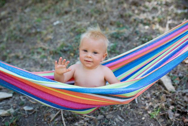 Фото №1 - 12 родительских хитростей: умыть, накормить и уложить