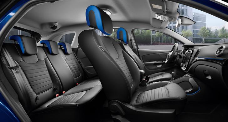 Фото №4 - Renault Kaptur: внутренний прогресс