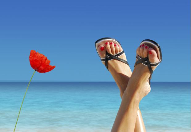 Фото №1 - Натоптыши на ногах: способы лечения и профилактики