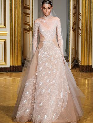 Фото №39 - В деталях: лучшие свадебные платья haute couture осень/зима 2016