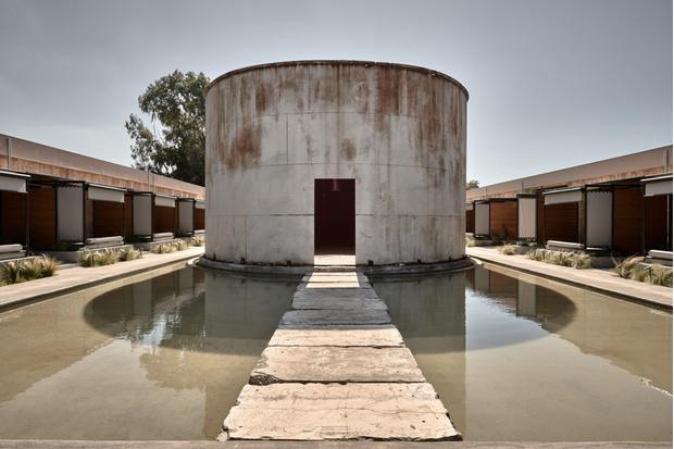 Фото №7 - Отель в здании заброшенной винодельни в Греции