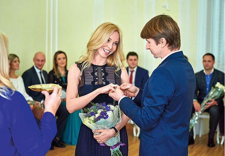 Фото №2 - Ягудин и Тотьмянина: «Мы расходились не раз, но поженились»
