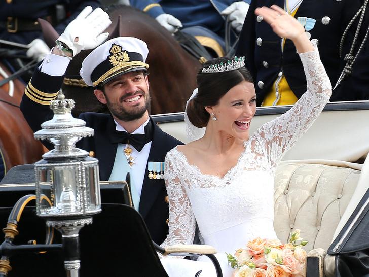 Фото №2 - Принцесса из сказки: самые эффектные выходы Софии Шведской в тиарах