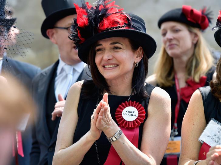 Фото №7 - Королева соцсетей: история Шерил Сэндберг, второго человека в Facebook