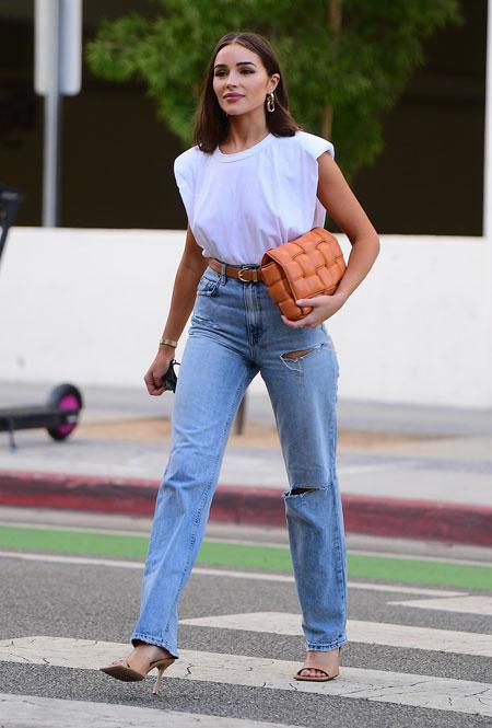 Оливия Калпо в Лос-Анджелесе