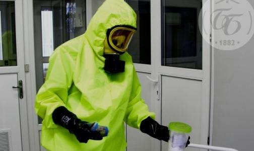 Фото №1 - В Петербурге с подозрением на коронавирус в больницу увезли туриста из отеля