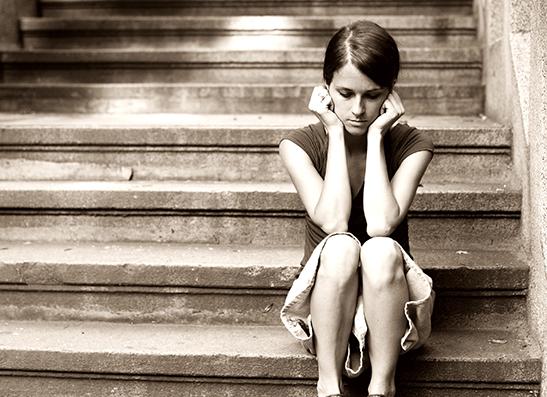 Фото №1 - Насилие в семье: Как защитить себя?