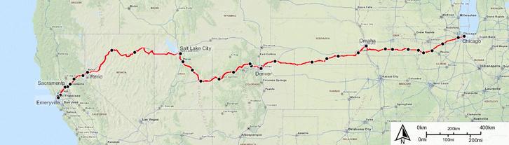 Фото №1 - Под стук колес: 10 самых живописных железнодорожных маршрутов мира