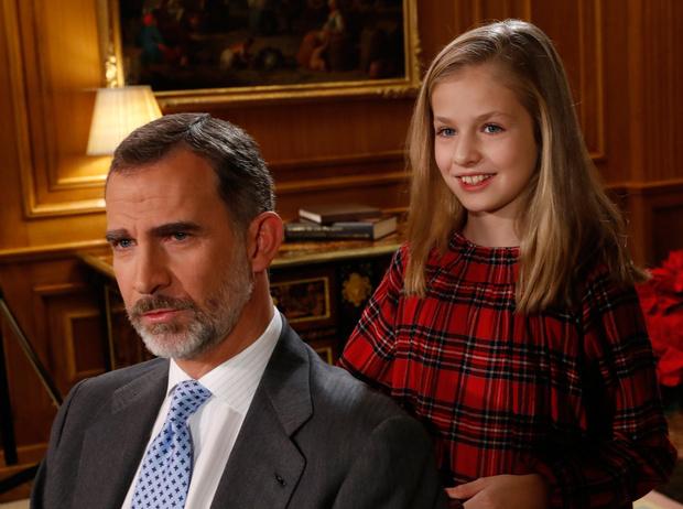 Фото №76 - Принцесса Леонор: история будущей королевы Испании в фотографиях