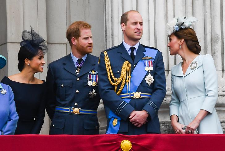 Фото №4 - Почему Меган Маркл так важна для принца Уильяма
