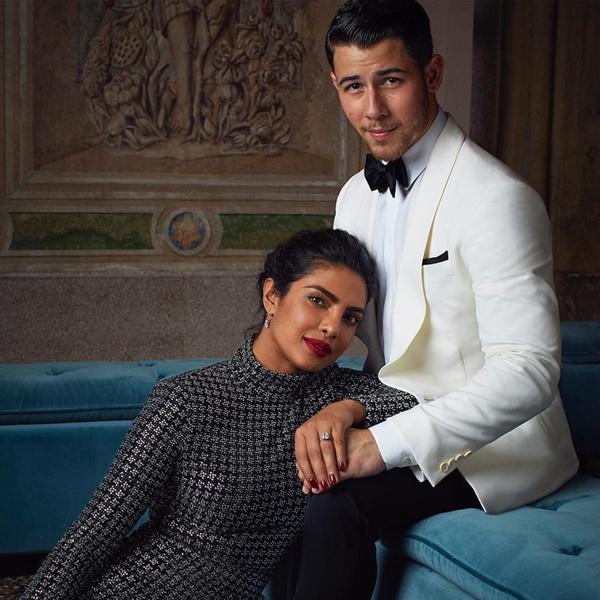 Фото №5 - Приянка Чопра и Ник Джонас повторили помолвочный снимок Меган и Гарри