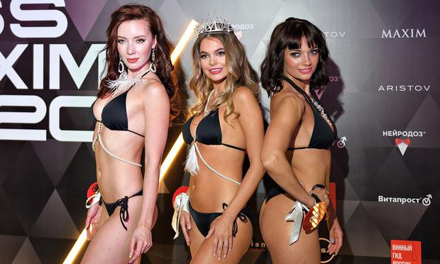 Фото №1 - А ты проголосовал за красавицна Miss MAXIM 2021?