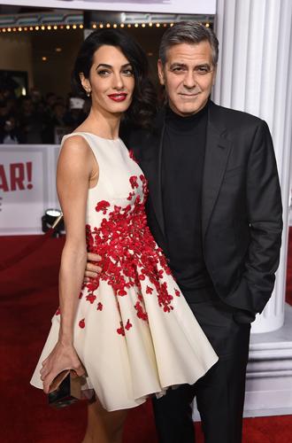 Фото №28 - Джордж и Амаль Клуни: история любви