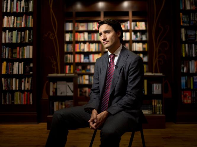 Фото №15 - Почему мир влюблен в канадского премьера Джастина Трюдо