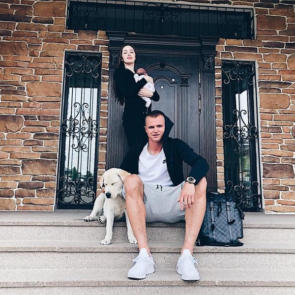 Анастасия и Дмитрий Тарасовы
