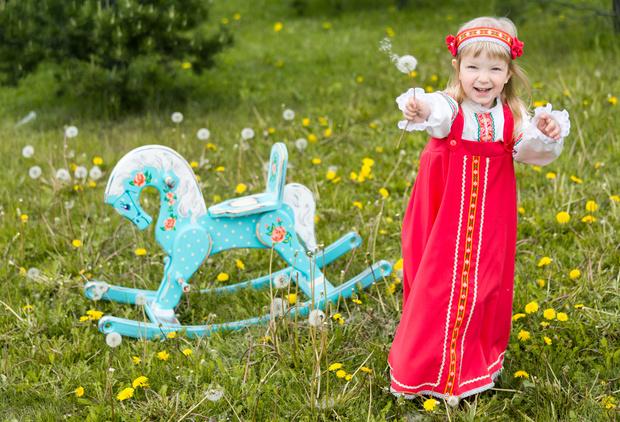 Фото №2 - Снова в моде: 63 красивых старорусских имени и их значения