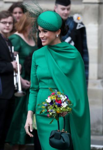 Фото №14 - Прощай, Корона: лучшие образы герцогини Меган в 2020 году