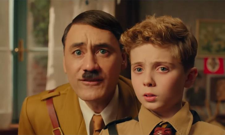 Фото №1 - Гитлер не пройдет: комедию о фюрере «Кролик Джоджо» не пустили в российские кинотеатры