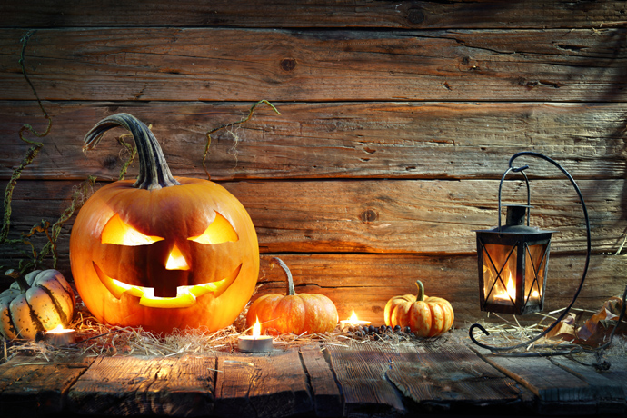 The story of the supernatural, or How Halloween has become a holiday of evil