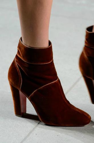Фото №64 - Самая модная обувь сезона осень-зима 16/17, часть 1
