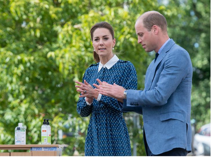 Фото №2 - Сольный выход: почему Кейт чувствует себя спокойнее без Уильяма