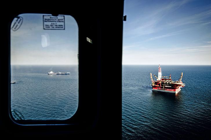 Фото №1 - Своя Арктика: как добывают нефть на Арктическом шельфе