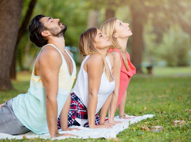Фото №4 - 5 дыхательных практик, которые помогают растяжке