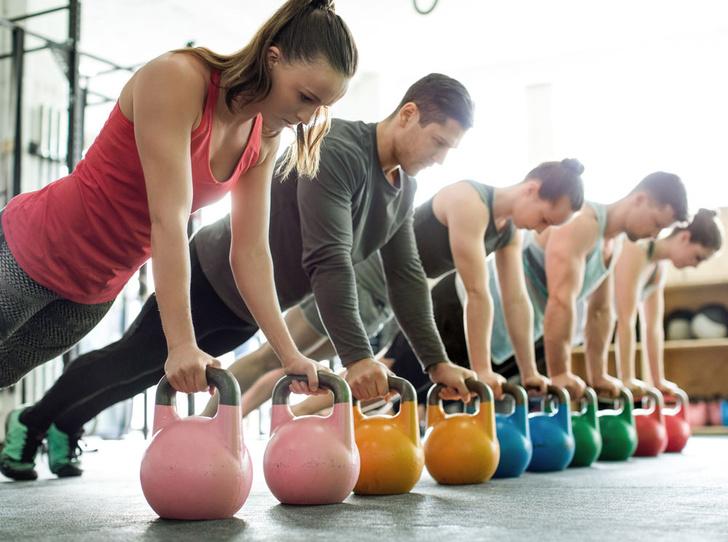 Фото №2 - Занятия в тренажерном зале: методы силовых тренировок и программа для начинающих