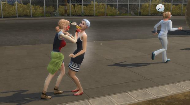 Фото №3 - Play Time: Самые интересные моды 18+ для The Sims 4