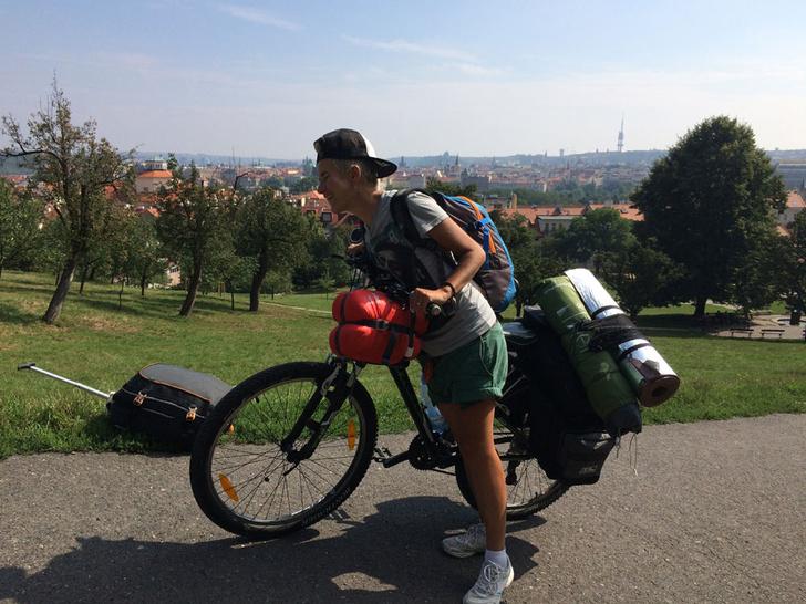 Фото №3 - Крути педали: как я проехала на велосипеде через всю Европу