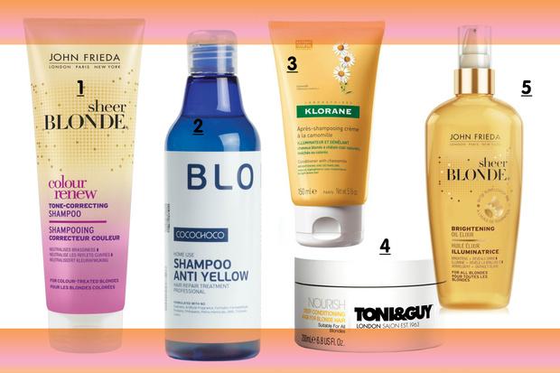 Фото №2 - 10 средств для осветленных волос